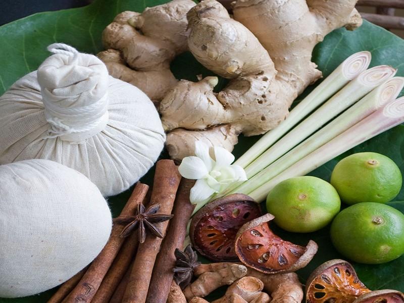 Soins à base de produits naturels