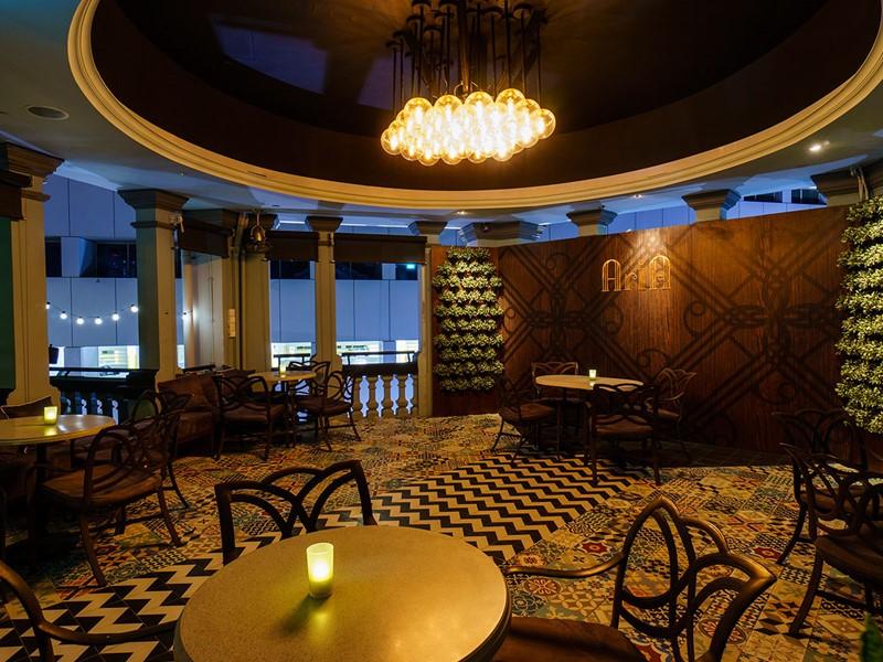 Restaurant Aria