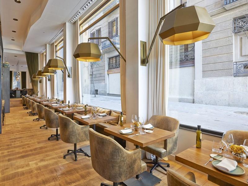 Spécialités catalanes au restaurant Informal du Serras