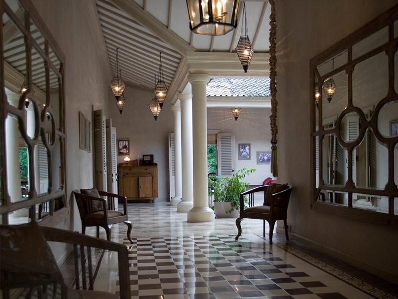 Découvrez une architecture hérité de l'époque coloniale.