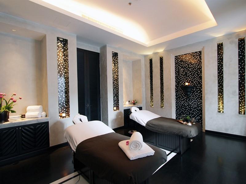 Le spa de l'hôtel 5 étoiles The Siam en Thailande