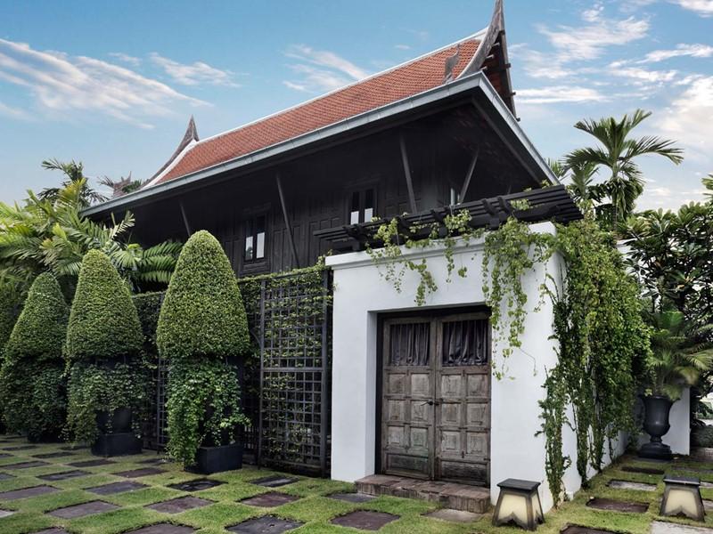 Connie's Cottage de l'hôtel The Siam à Bangkok