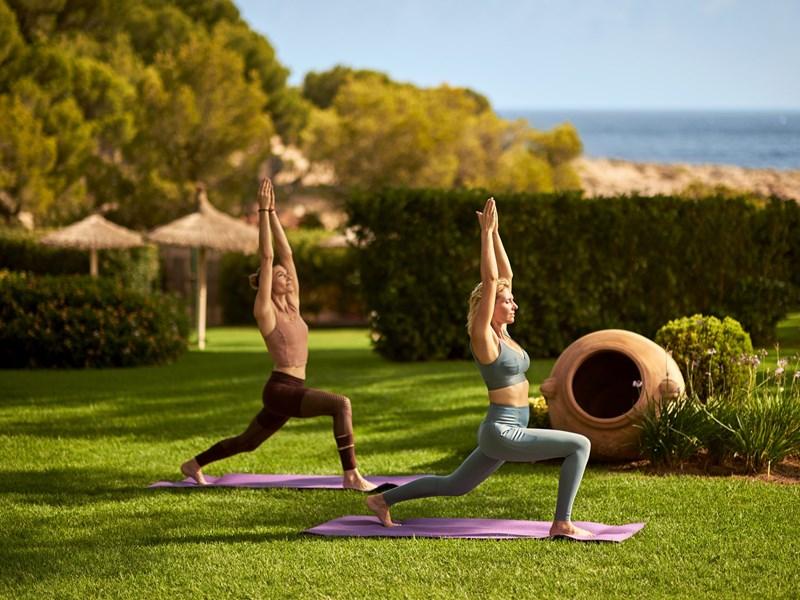Ressourcez-vous avec une séance de yoga