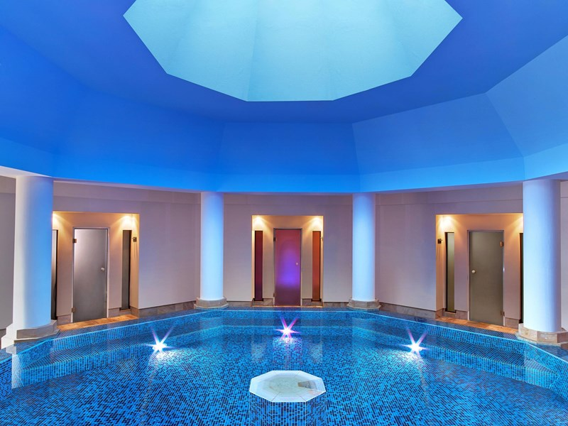 Le spa, vous offre une multitudes de soins et activitées