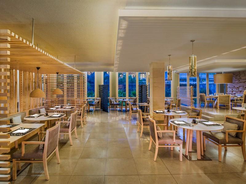 Le restaurant japonais Atsuko du St Regis Mauritius