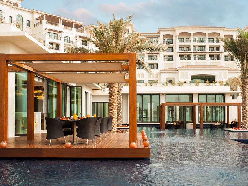 Le restaurant asiatique Sontaya du St. Regis, l'un des meilleurs d'Abu Dhabi