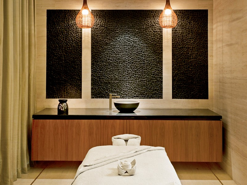 Le spa de l'hôtel 5 étoiles St. Regis Saadiyat Island Resort