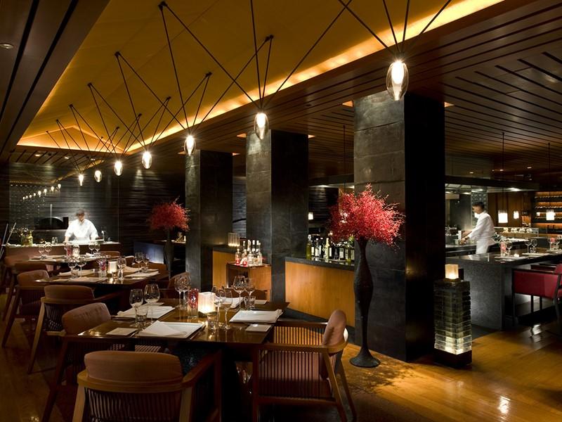 Autre restaurant de l'hôtel Sukhothai à Bangkok