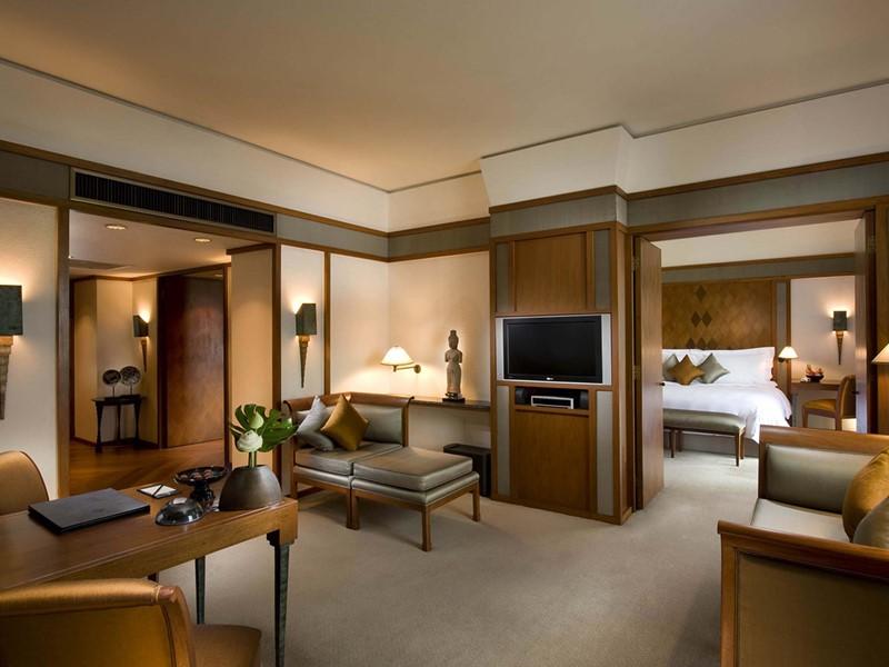Deluxe Suite de l'hôtel The Sukhothai à Bangkok