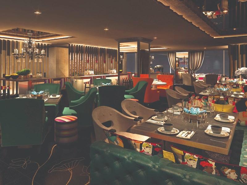 La Brasserie Bombay
