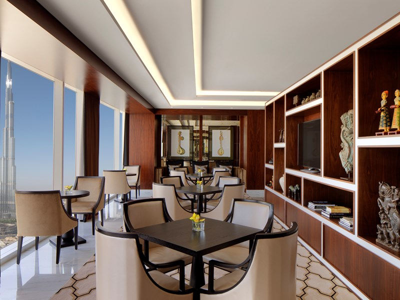 Le Taj Club Lounge