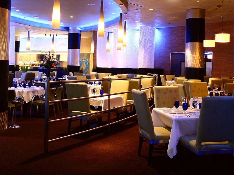 Le restaurant AquaKnox de l'hôtel The Venetian