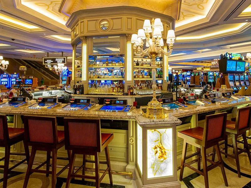 Le Bellini Bar de l'hôtel Venetian aux Etats Unis