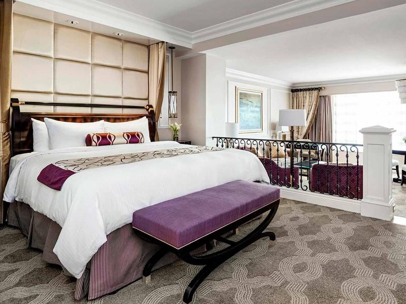 Luxury Suite de l'hôtel The Venetian à Las Vegas