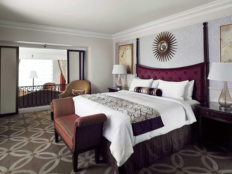 Piazza Suite de l'hôtel The Venetian à Las Vegas