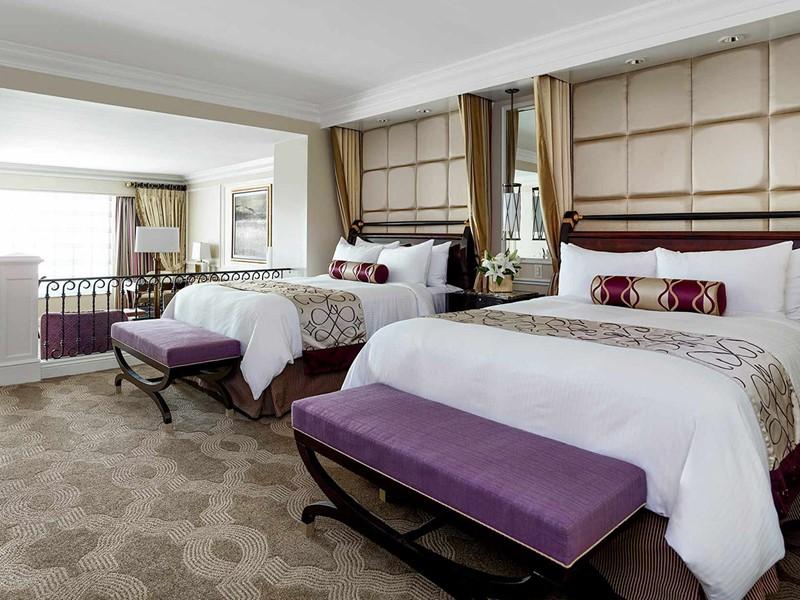 Bella Suite de l'hôtel The Venetian à Las Vegas