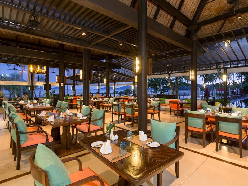 Restaurant The Savoury du Vijitt Resort Phuket
