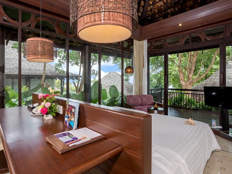 Deluxe Villa du Vijitt Resort à Phuket