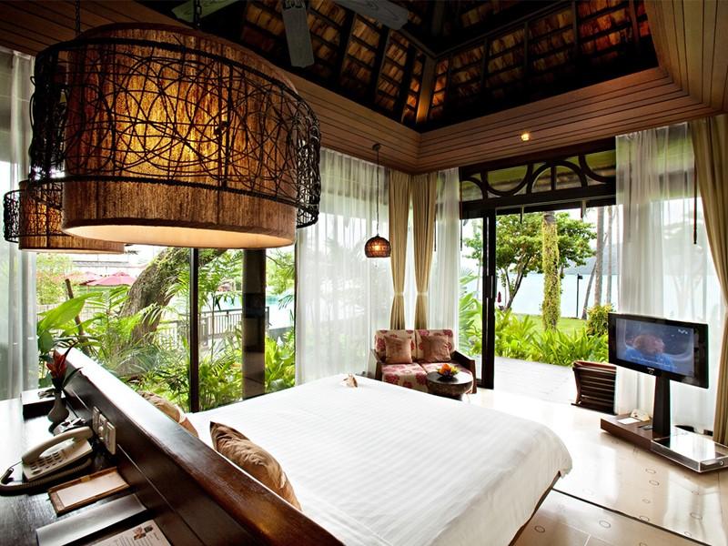 Deluxe Beach Front Villa du Vijitt Resort à Phuket