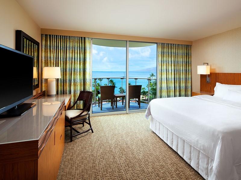 Ocean View Room du Westin Maui à Hawaii