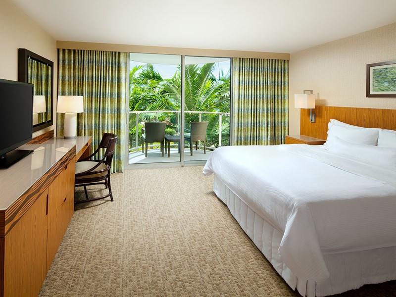 Garden View Room du Westin Maui à Hawaii