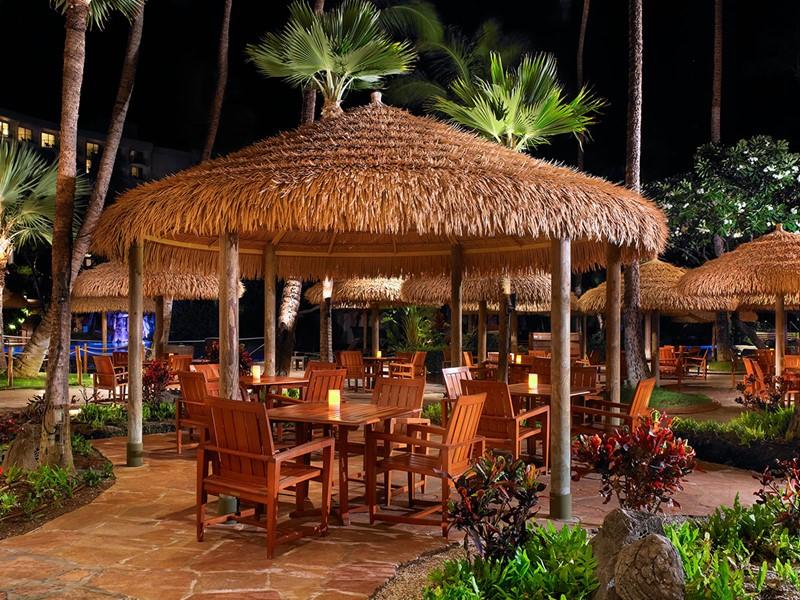 Le Relish Burger Bistro de l'hôtel The Westin Maui
