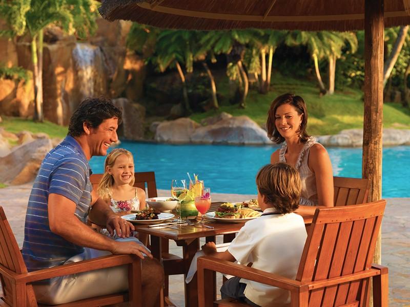 Profitez de repas privilégiés en famille au Westin Maui