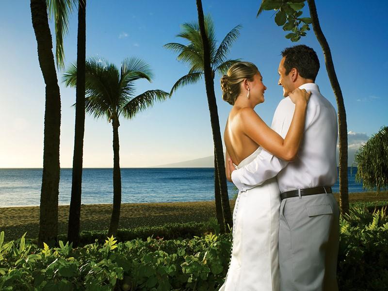 Echangez vos voeux dans un cadre unique au Westin Maui
