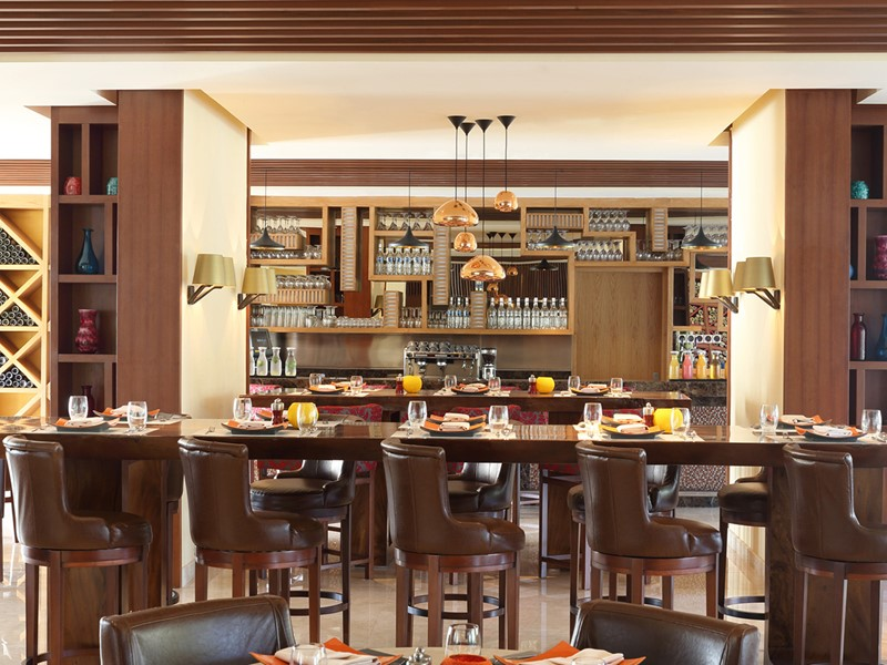 Le bar Prego du Westin Resort Nusa Dua