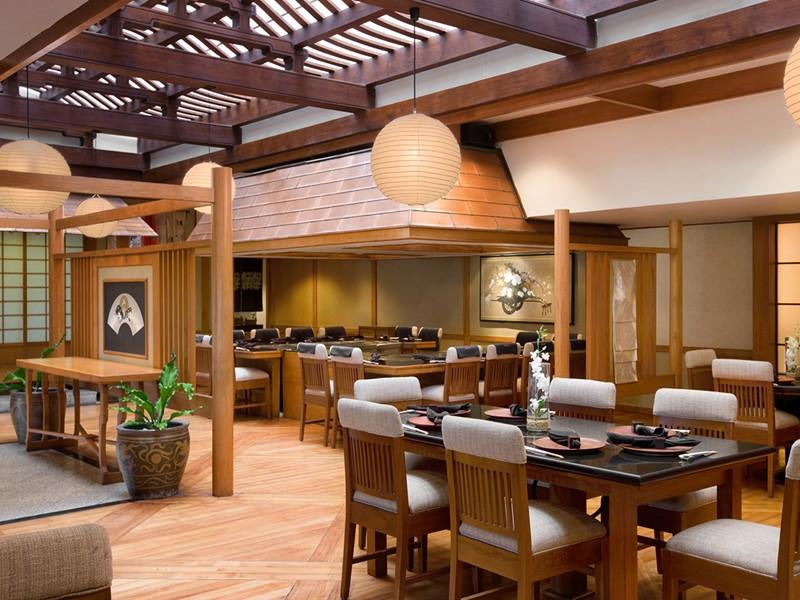 Restaurant Hamabe de l'hôtel The Westin à Bali