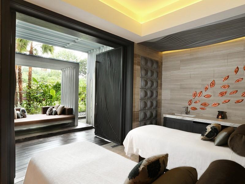 Le spa de l'hôtel 5 étoiles The Westin Nusa Dua