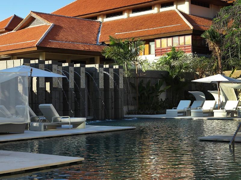 Autre piscine du Westin Resort Nusa Dua