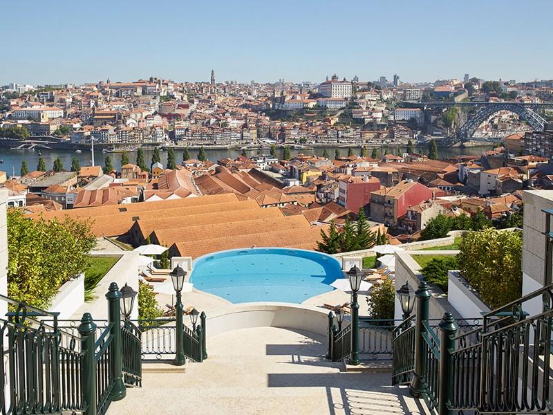 Splendide vue sur Porto