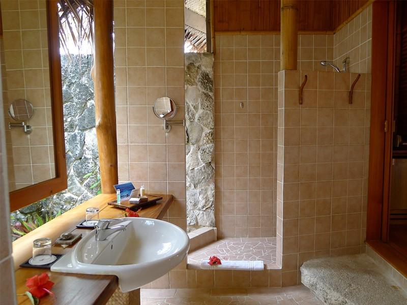 Bungalow Plage Premium à l'hôtel Tikehau Pearl Beach Resort en Polynésie
