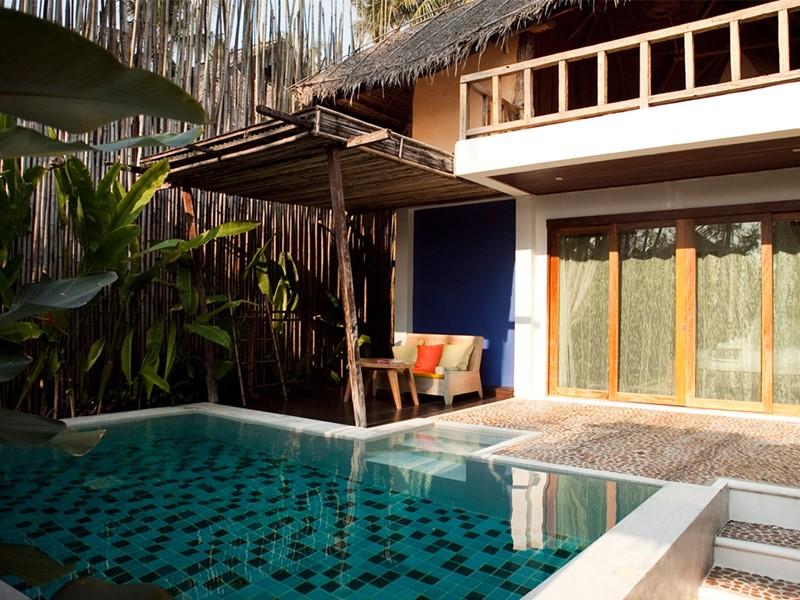 Pool Side Villa