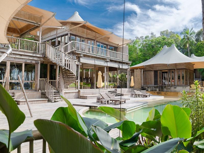 Un hôtel de la Sélection Top : le Soneva Kiri sur l'île de Koh Kood