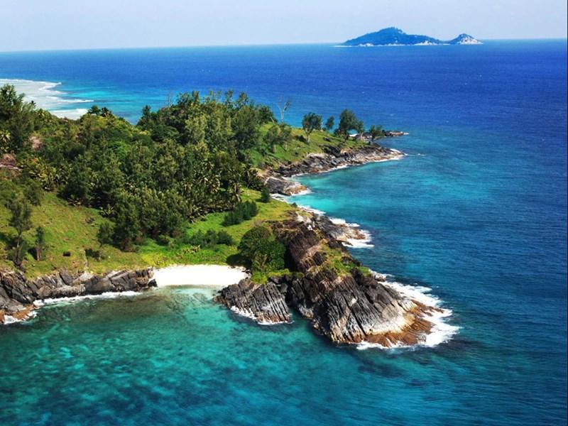 Mahé, la plus grande des îles seychelloises