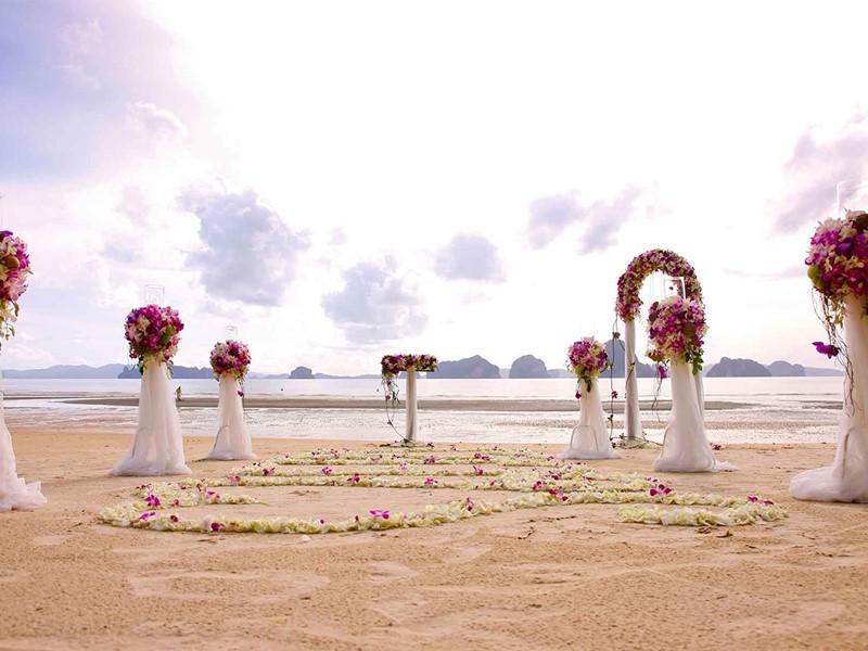 Mariage au Tubkaak Boutique Resort
