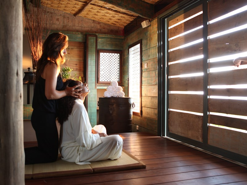 Octroyez-vous une séance au spa, pour complètement vous détendre.