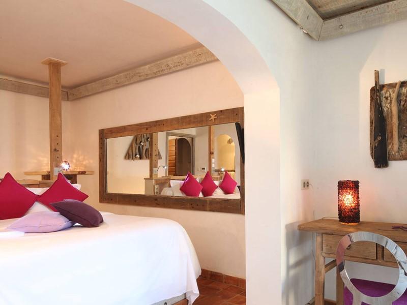 Suite Marquis de l'U Capu Biancu en Corse