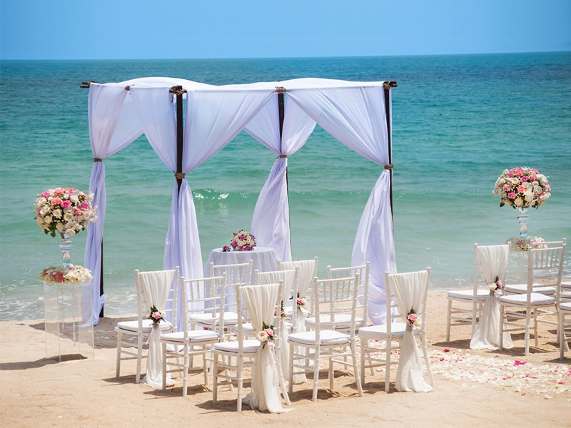 Mariage au Vana Belle Luxury Collection Resort