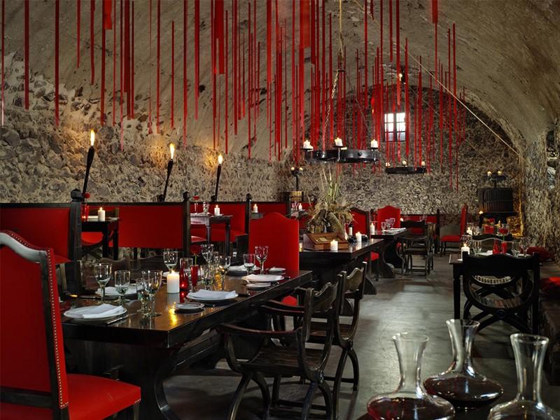 Restaurant Visanto de l'hôtel Vedema Resort