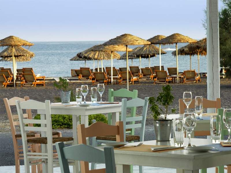 Restaurant Eau Zone de l'hôtel Vedema Resort
