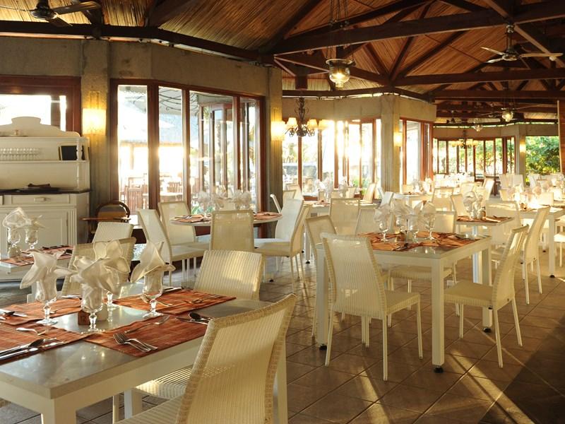 Le restaurant Mon Plaisir