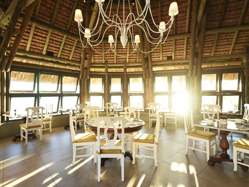 Le restaurant Isle de France