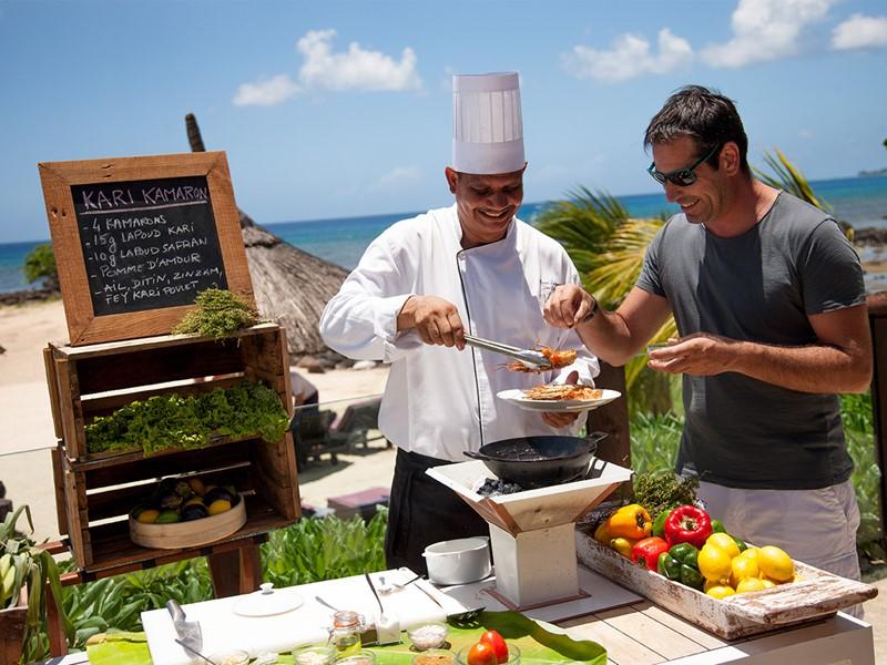 Cours de cuisine mauricienne