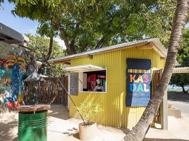 Street-food de l'île Maurice au Kas Dal