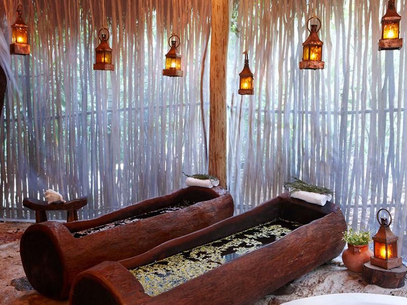 Purifiez vous grâce aux rituels traditionnels Mayas au Wayak Spa