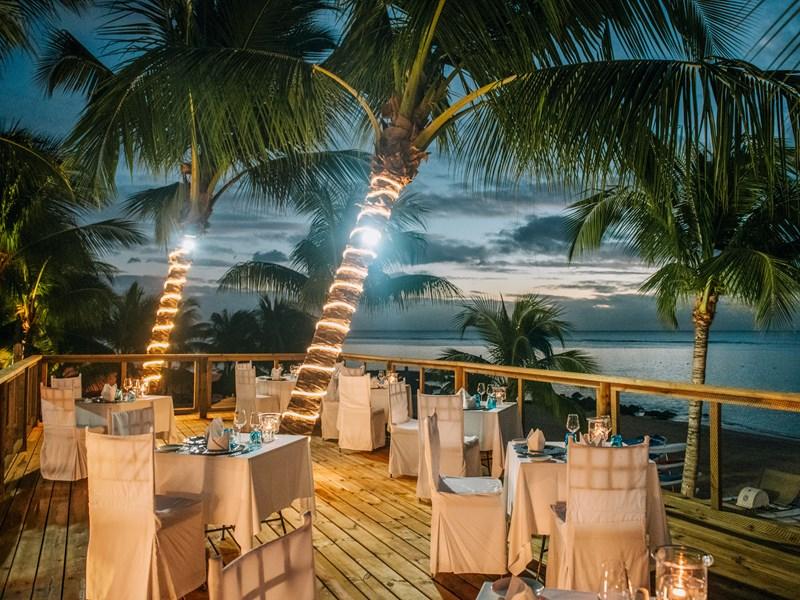 La Terrasse, un restaurant au bord de l'eau