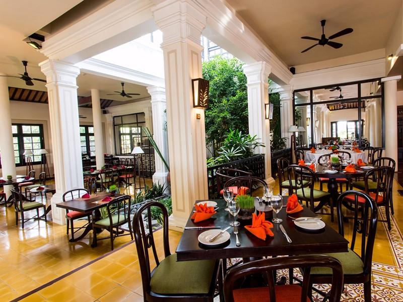 Cuisine aux influences vietnamiennes au restaurant Annam du Victoria